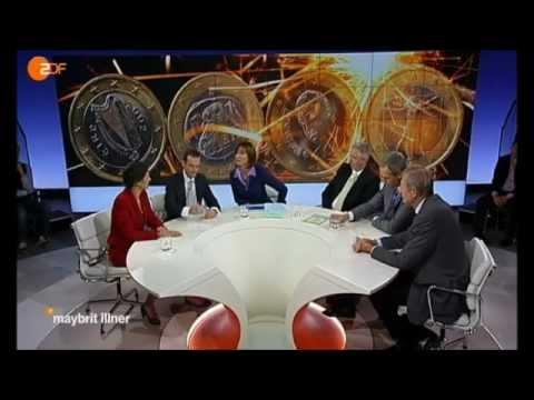 Wer rettet den Steuerzahler? | Mabritt Illner (Diskussion 13.10.2011)