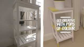 How To Revamp Your Furniture | Painting Ideas & Tips | Homebase