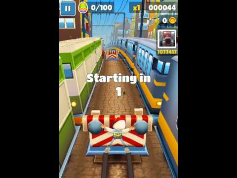 Subway Surfers Paris Hack: Unlimited Coins & Keys [German with English