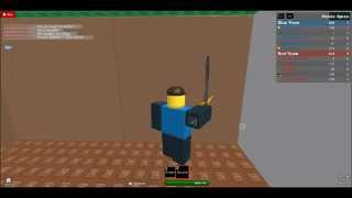 roblox-Deathun - run or die! last part