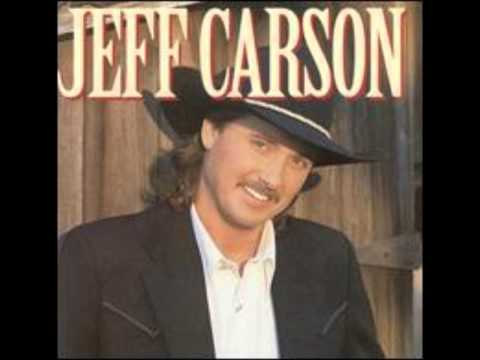 Jeff Carson - Not On Your Love