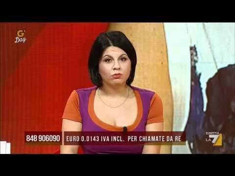 G'day – G'DAY con Geppi Cucciari 28/11/2011 – Dillo in 7 secondi