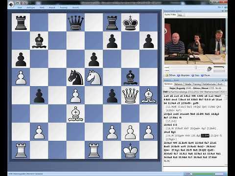 TV Chessbase-Schachbundesliga 12.12.2011