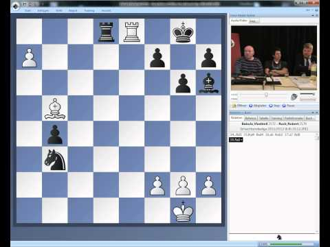 TV Chessbase-Schachbundesliga 12.12.2011