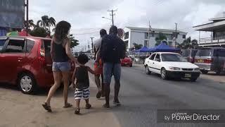 Flea market Paramaribo Suriname
