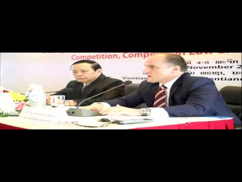 Laos required to enact competition law for AEC