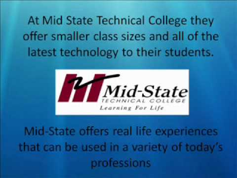 Future Maker Project For Mid State Technical College