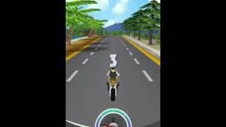 Turbo moto 3D