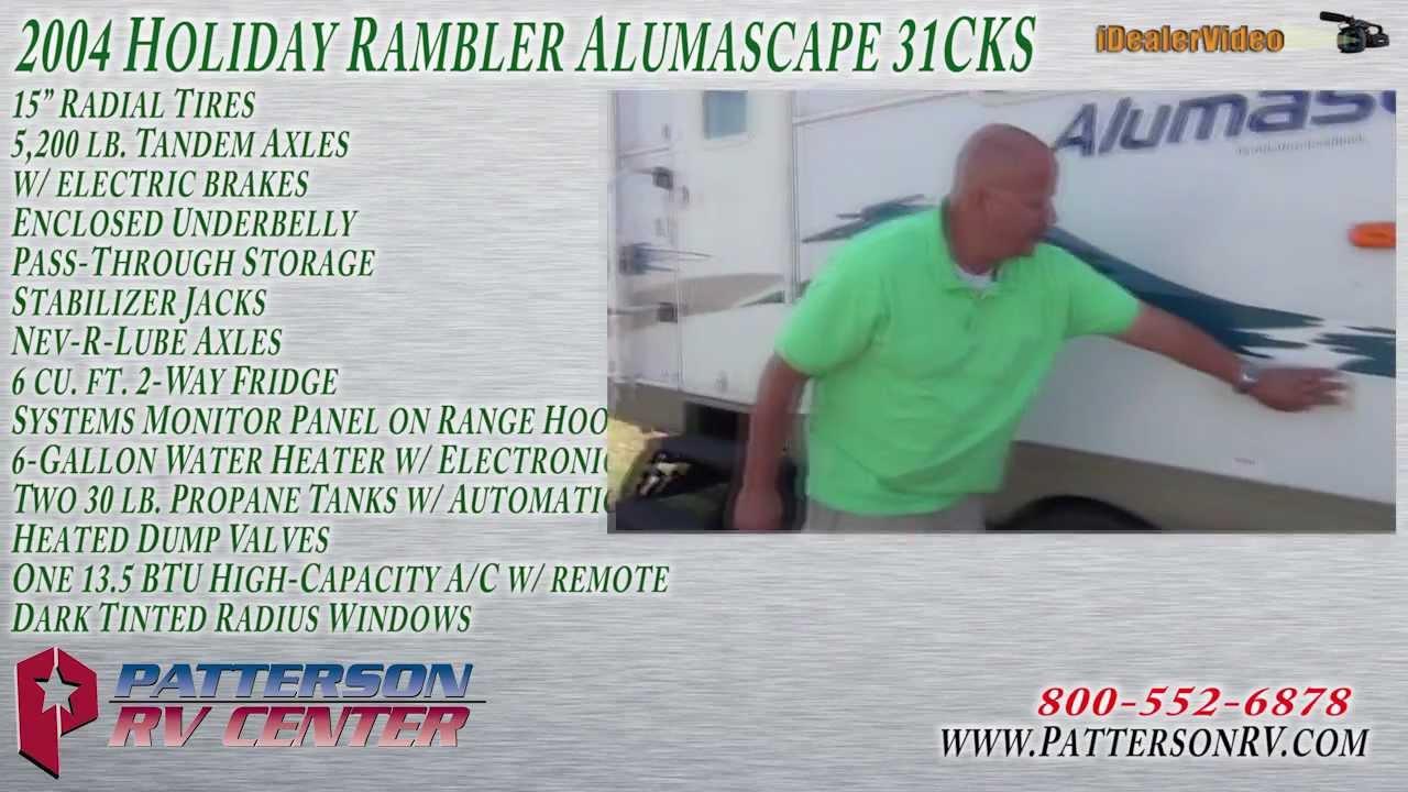 2004 Holiday Rambler Alumascape 2004 Holiday Rambler