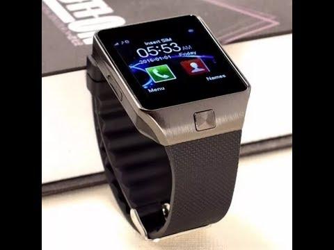 Review - Relógio celular Smartwatch - DZ09 (o mais vendido no Mercado livre)