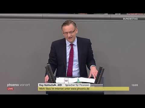 Schlussrunde zum Haushaltsgesetz 2019 am 14.09.18