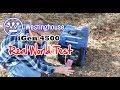 Westinghouse 4,500 Watt Inverter Generator Real World Test, Powering A Travel Trailer AC, TV