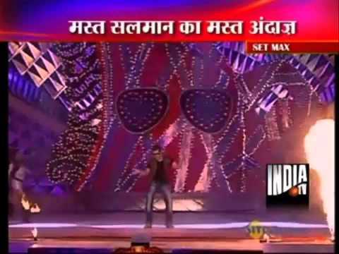 Telling news DABBANG KA DEEDAR after Salman Khans Dance