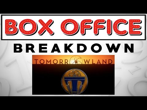 Box Office Breakdown for May 22nd - 24th LIVE