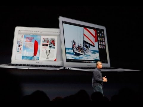 New Apple 2013 MacBook Air Models Get Big Boosts to Battery Life to 12hr, Performance & more