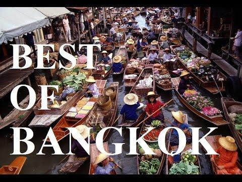 Floating Market Bangkok Thailand Damnoen Saduak - Part 1 - Bkk Trip Part 13