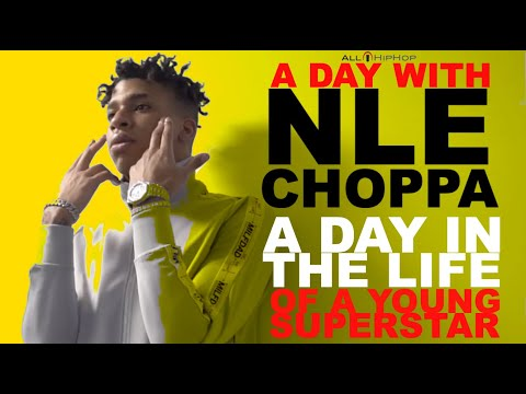NLE Choppa: A Day In The Life, from VEVO to Sway In The Morning & Genius!