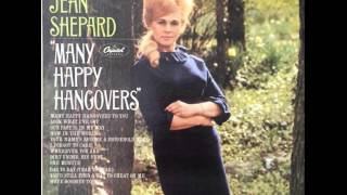 Watch Jean Shepard Many Happy Hangovers To You video