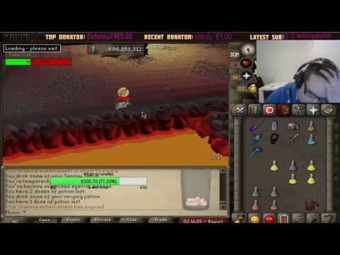 BEST OF RUNESCAPE TWITCH MOMENTS #64
