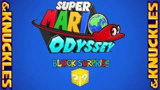 Super Mario Odyssey & Knuckles! OH NO!!