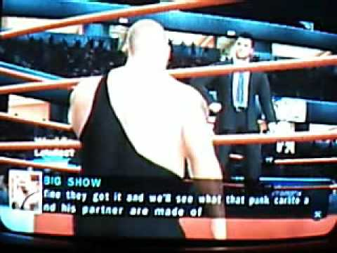 WWE Smackdown! vs Raw 2010 Story Designer:My Brother's keeper part 3/4