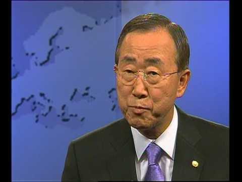 MaximsNewsNetwork: UN'S BAN KI MOON 64TH GENERAL ASSEMBLY