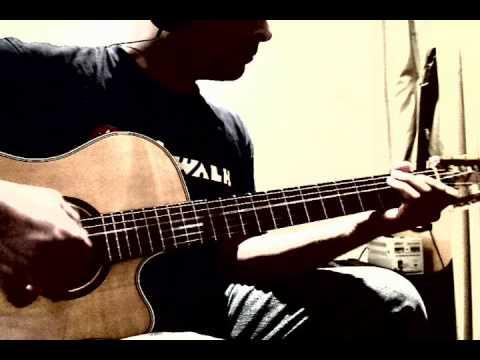 Ghungroo tut gaye  Guitar Solo Fingerstyle