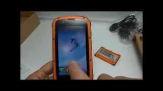 Batl S09 Водонепроницаемый и противоударный телефон