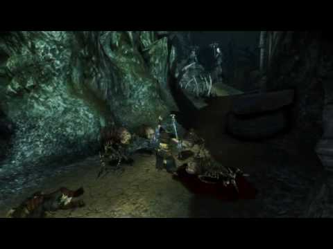 Dragon Age: Origins Awakening Arcane Field Spell