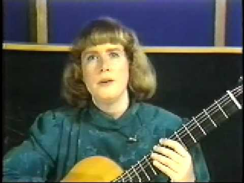 How to play 19th century guitar music - Alice Artzt - 2/3