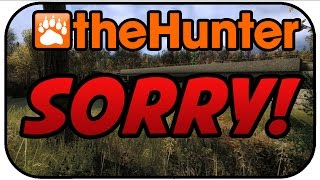 SORRY - THE HUNTER 2016 #10 - Lets Play The Hunter 2016