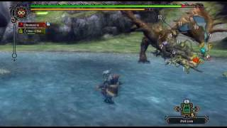 【Wii】 MH3 Eng. - Infinity Mode: Funky Pheromones farming [1/5]