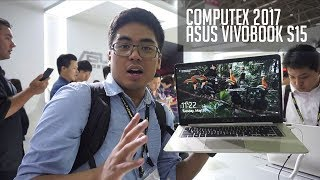 ASUS Vivobook S15 Quick Hands-On