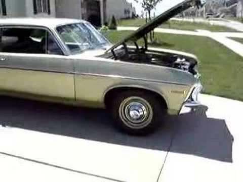 1971 LS1 Nova