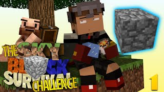 Minecraft Skyblock: REDUX #1 | The Skyblock Trials | HICCUPS (Skyblock Minecraft Challenge)