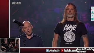 Pat Stares At Bethesda and Devolver E3 2018
