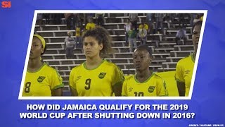 How the Reggae Girlz Reached the Women's World Cup Women's World Cup Daily Sports Illustrated