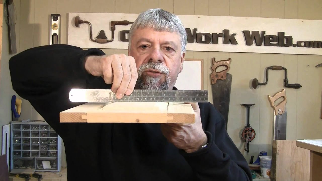 Woodworking Making Raised Door Panels With A Router And
