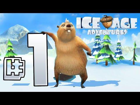 Ice Age Adventures - Ep1 - Saving The Beaver!
