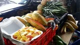 Ensalada de Frutas (Preparacion) - Cocina Facil 101