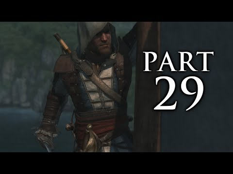 Assassin's Creed 4 Black Flag Gameplay Walkthrough Part 29 - Trust Earned (AC4)