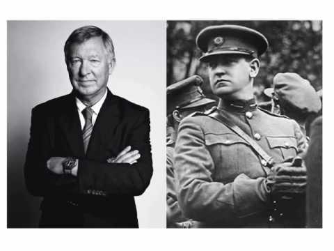 Alex Ferguson interview on Independence & Irish history