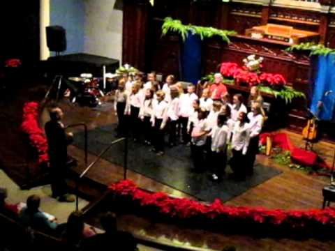 Magical Strings featuring The Cedarwood Waldorf School Choir