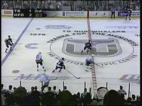 Last Hartford Whalers Game (the ending) PART 1