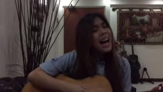 RizkiRidho-Cinta Yang Kembali Akustik Cover By Vina Afay