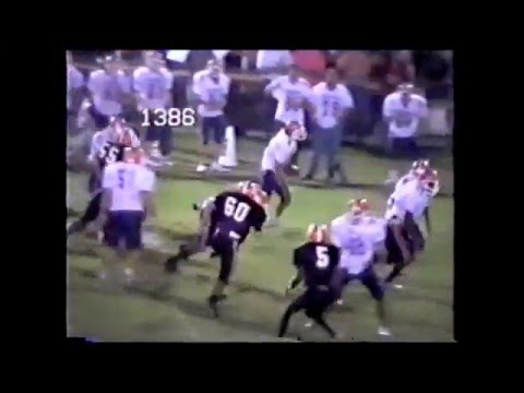 Branford High School Football Highlights 2000-2001