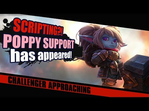 Scripting Poppy Support has appeared!