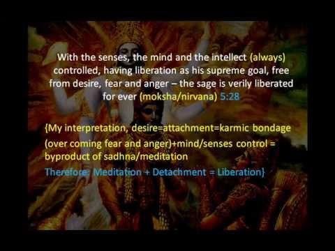 Bhagwat Gita Summary  Bhagvat Geeta Saar (English)