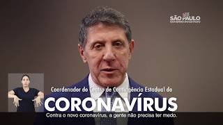Campanha de Utilidade Pública - Coronavírus