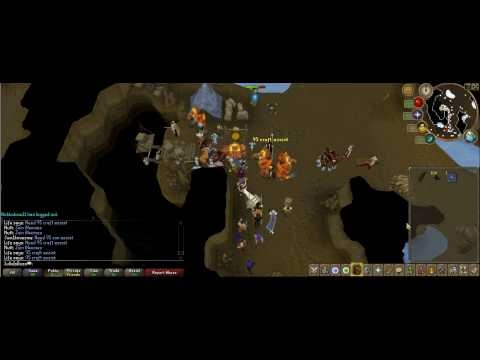 Runescape – Living Rock Caverns Fishing Guide – W/Commentary – SulloIsBoss